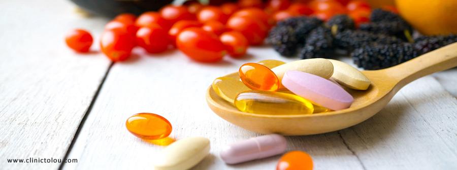 بهترین ویتامین ها برای ترک اعتیاد
