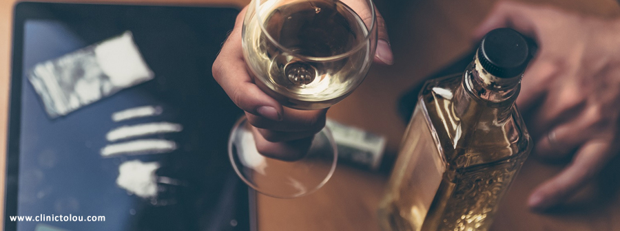 عوارض مصرف همزمان کوکائین و الکل