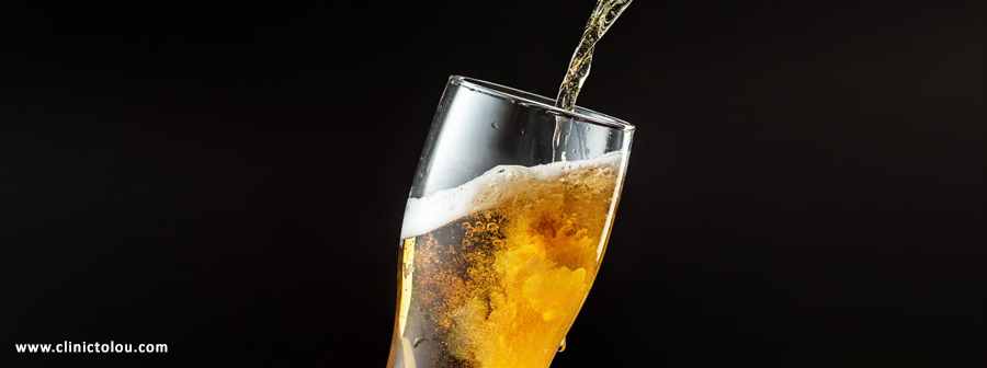 تاثیر الکل بر آرتروز