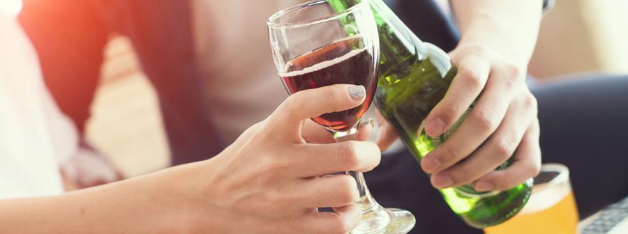 تاثیر الکل بر رابطه زناشویی