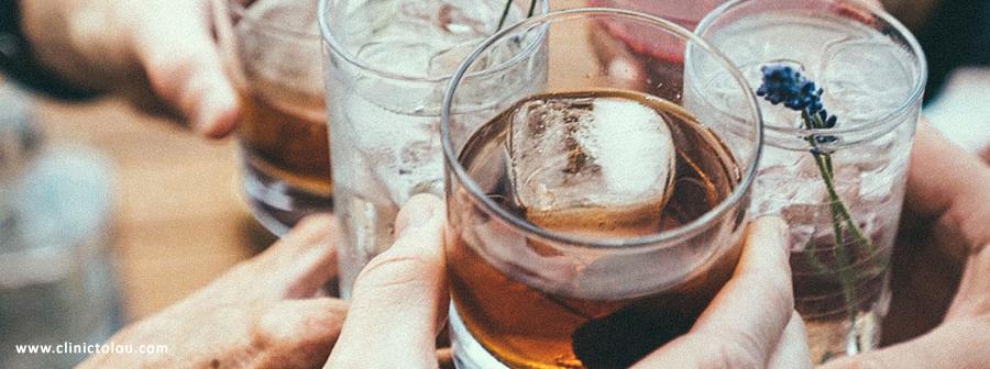 مصرف الکل و ایجاد کهیر