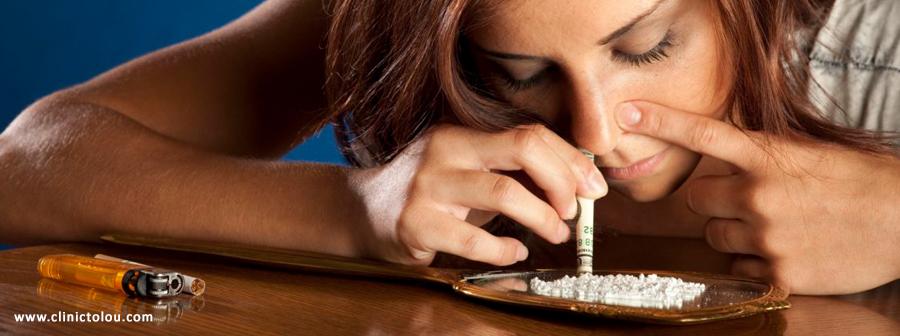 مصرف کوکائین و خونریزی بینی