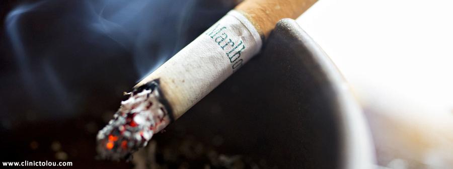 سیگار و اختلال مصرف مواد