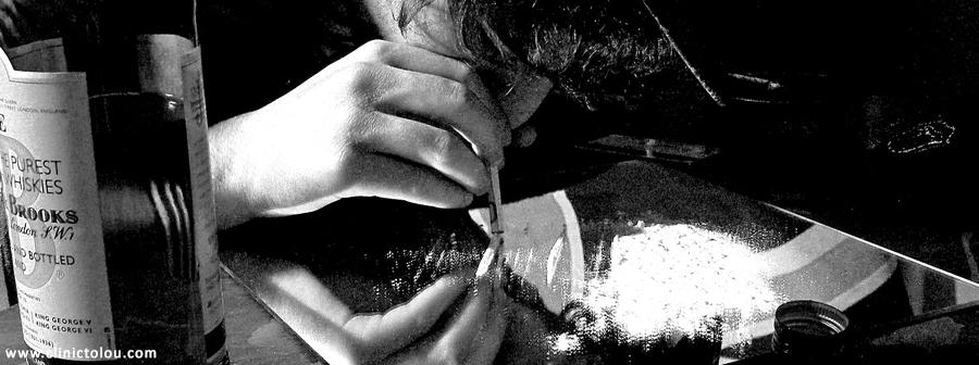 مصرف کوکائین و سرگیجه