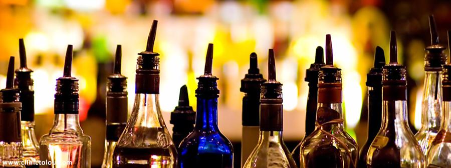 تاثیر الکل بر حرکات روده