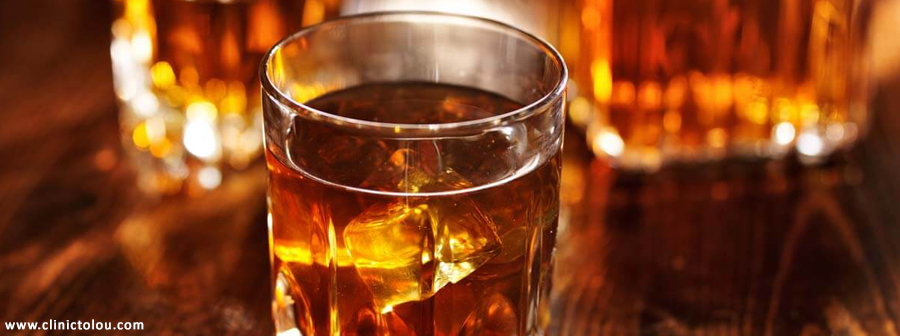 علائم اعتیاد به الکل