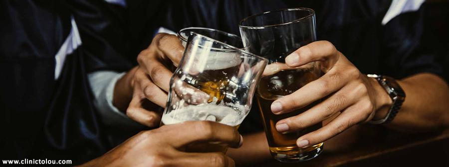علائم اعتیاد به الکل چیست؟